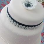 Edwardian Wedding Cake
